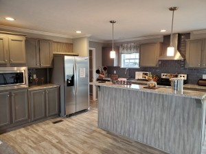 High-quality Custom Manufactured Homes - Great Kitchens