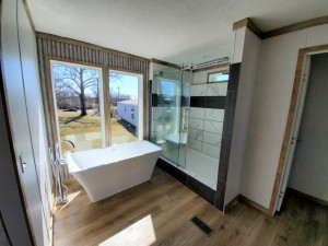 High-quality Custom Manufactured Homes - Great Bathrooms