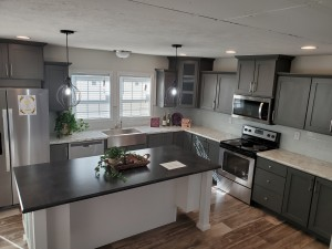 Prepping for Custom Modular Homes - Great Kitchens