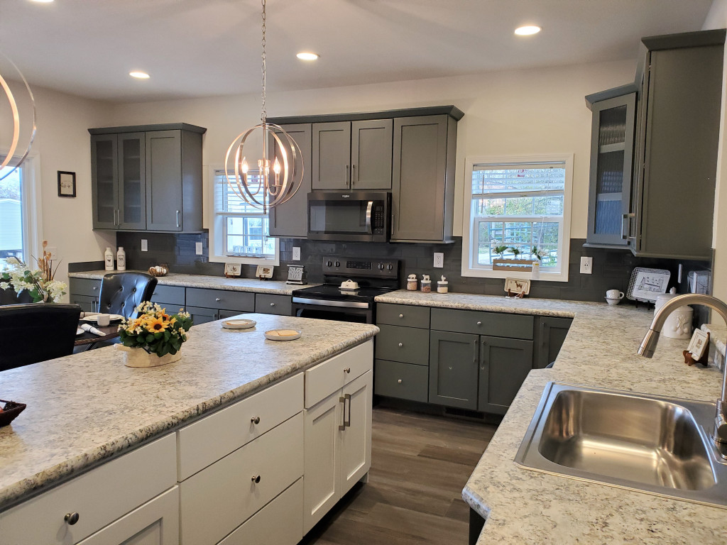 How Modular Home Manufacturers Promise a Better Future - Large Kitchens